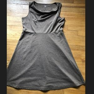 Land's End Fit and Flare Dress Size Large